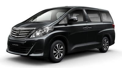 Toyota Alphard / Vellfire 2013