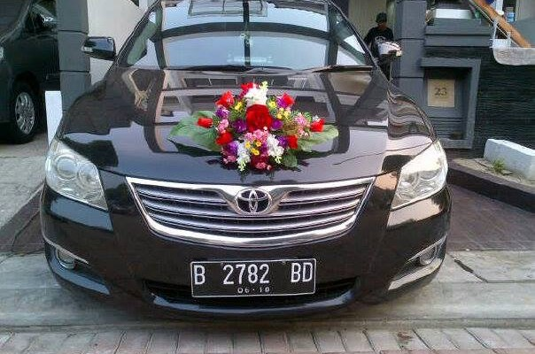 Wedding Car Toyota Camry