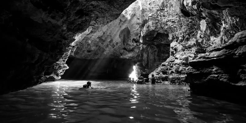 Cave Tubing Goa Kali Suci